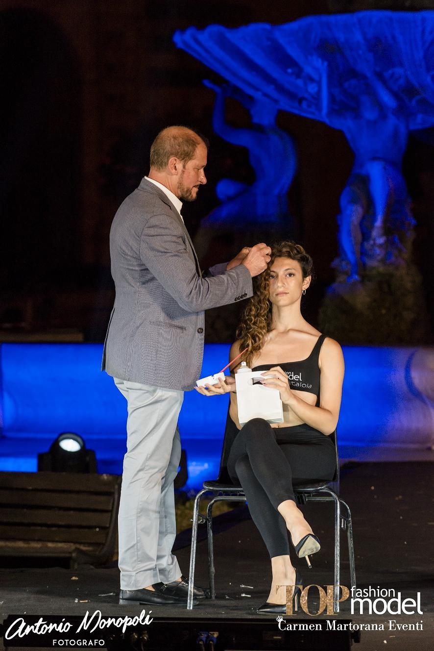 Parrucchiere Riccardo Mari, il Giornale del Parrucchiere, Andria, CONSIGLIATO