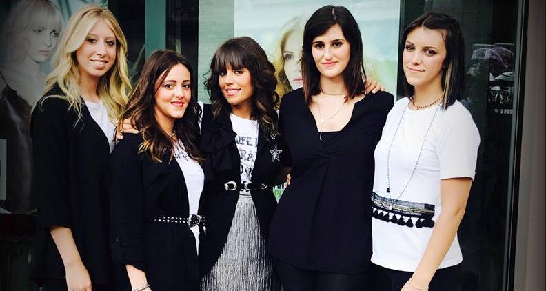 Erica Rossoni, Erica Lo Stile di Essere, il Giornale del Parrucchiere