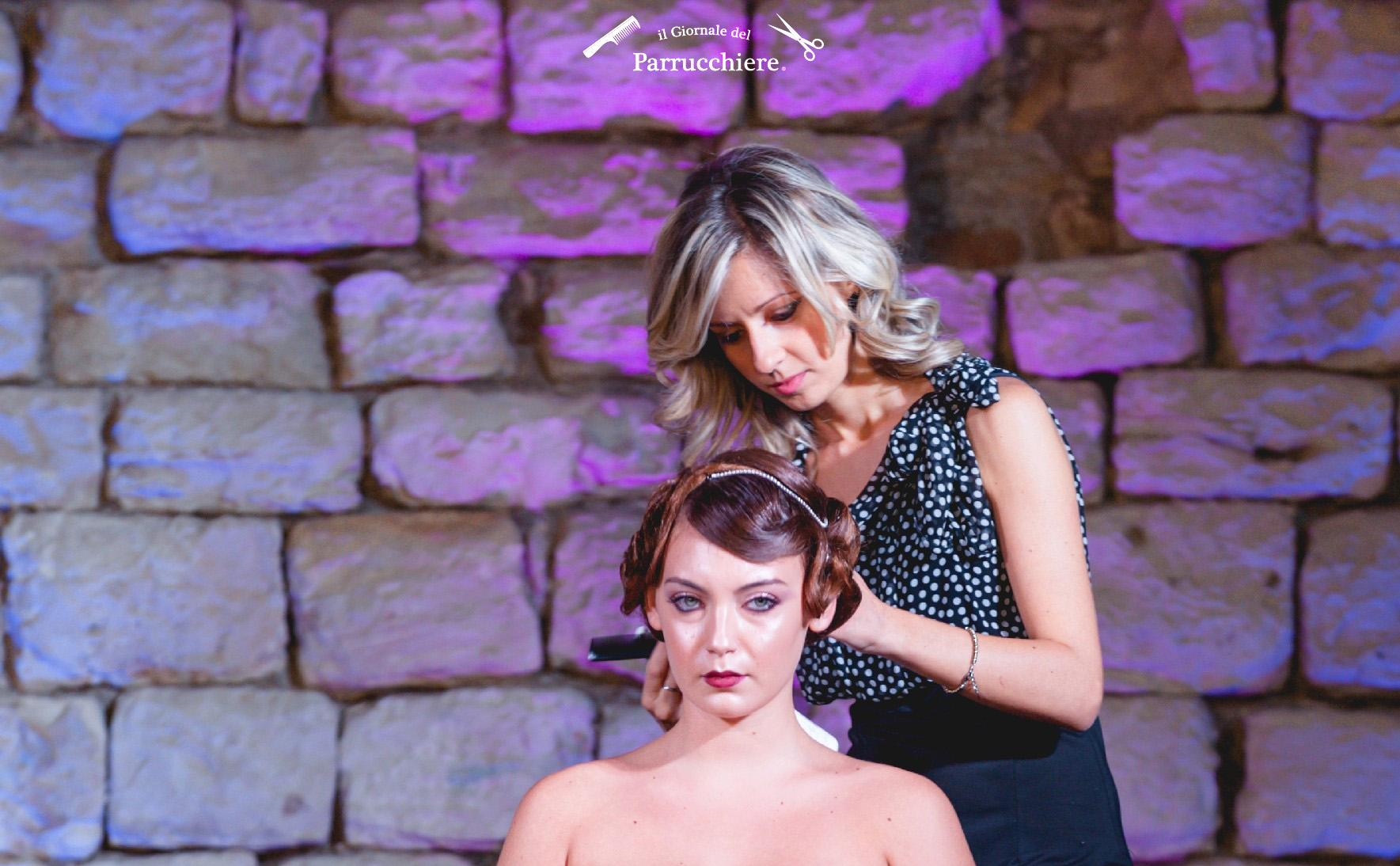 Beautifulloc, Francesca Adriana, il Giornale del Parrucchiere