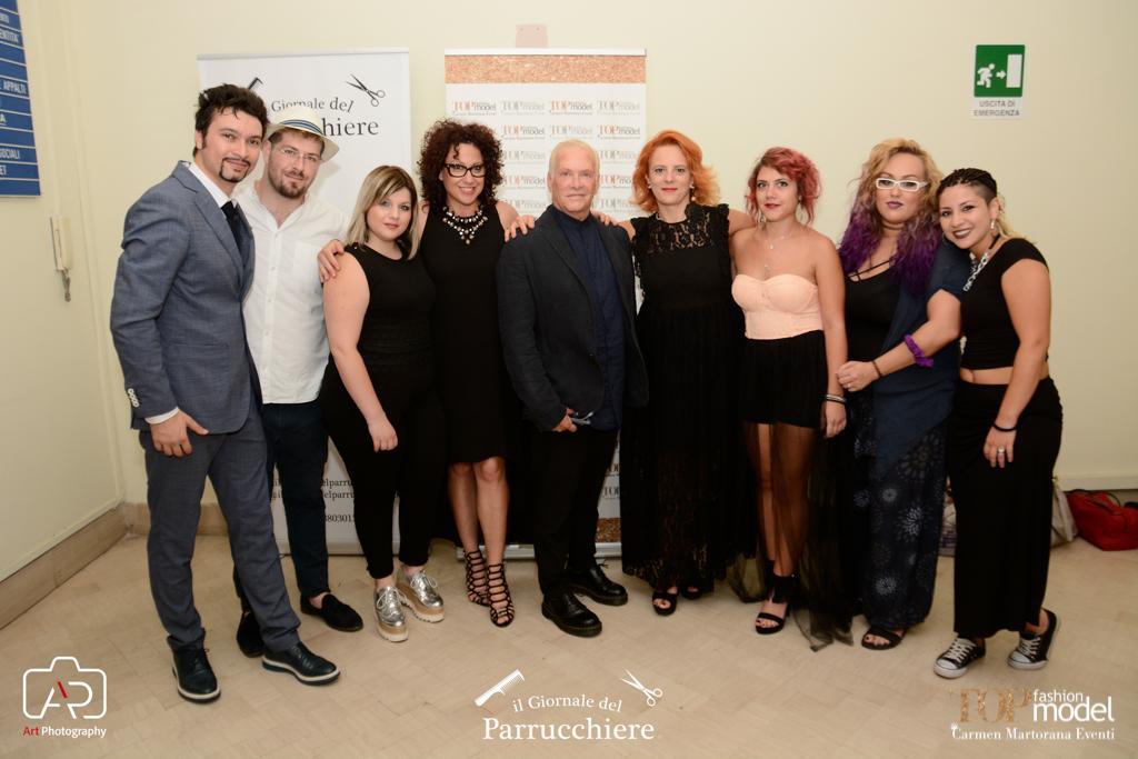 Roberta Netti, Piero Nitti, Garrison Rochelle, Roberta e Piero Conversano, Parrucchiere, Conversano