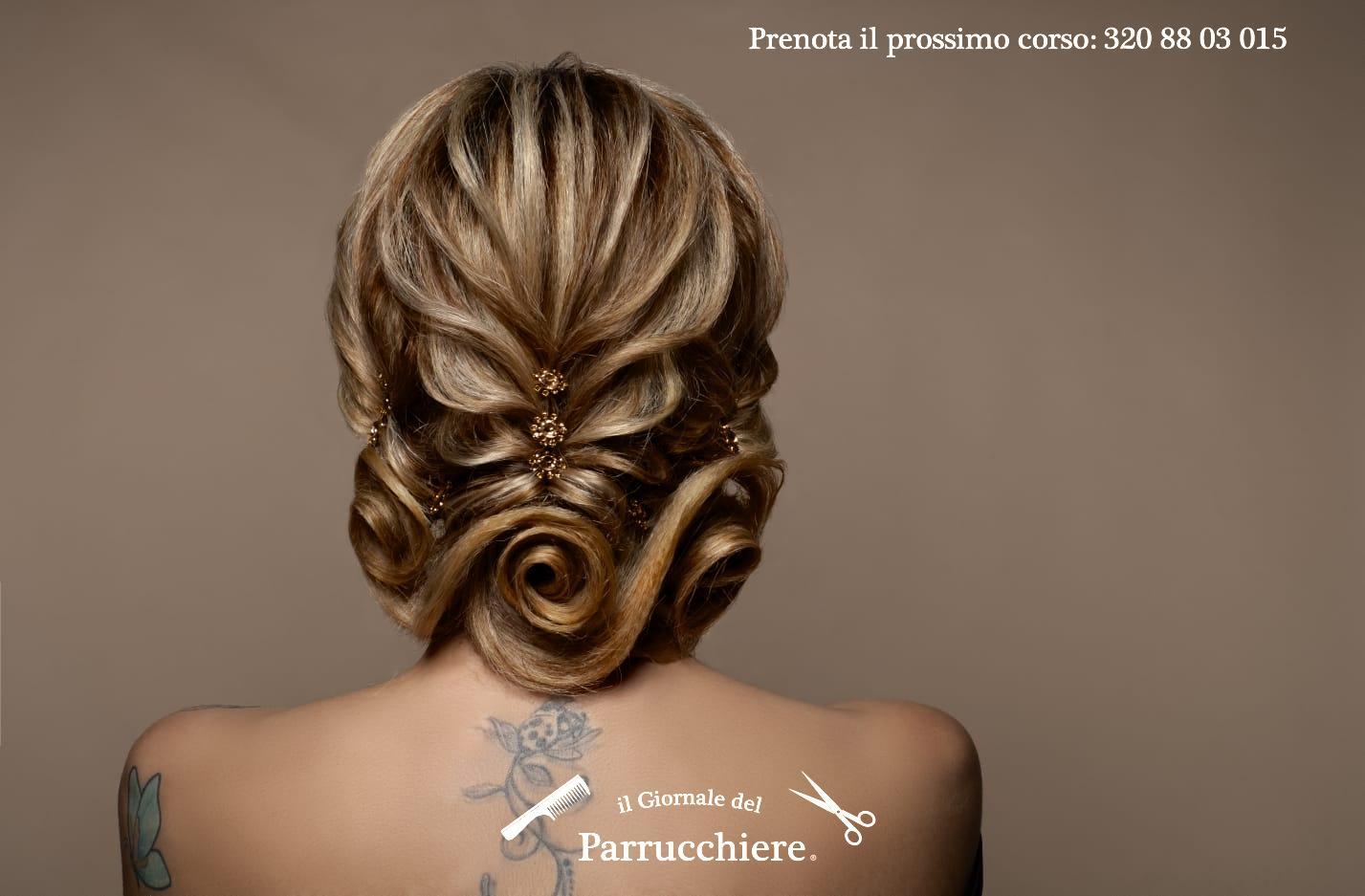 Corso Acconciature Sposa, Brindisi, il Giornale del Parrucchiere