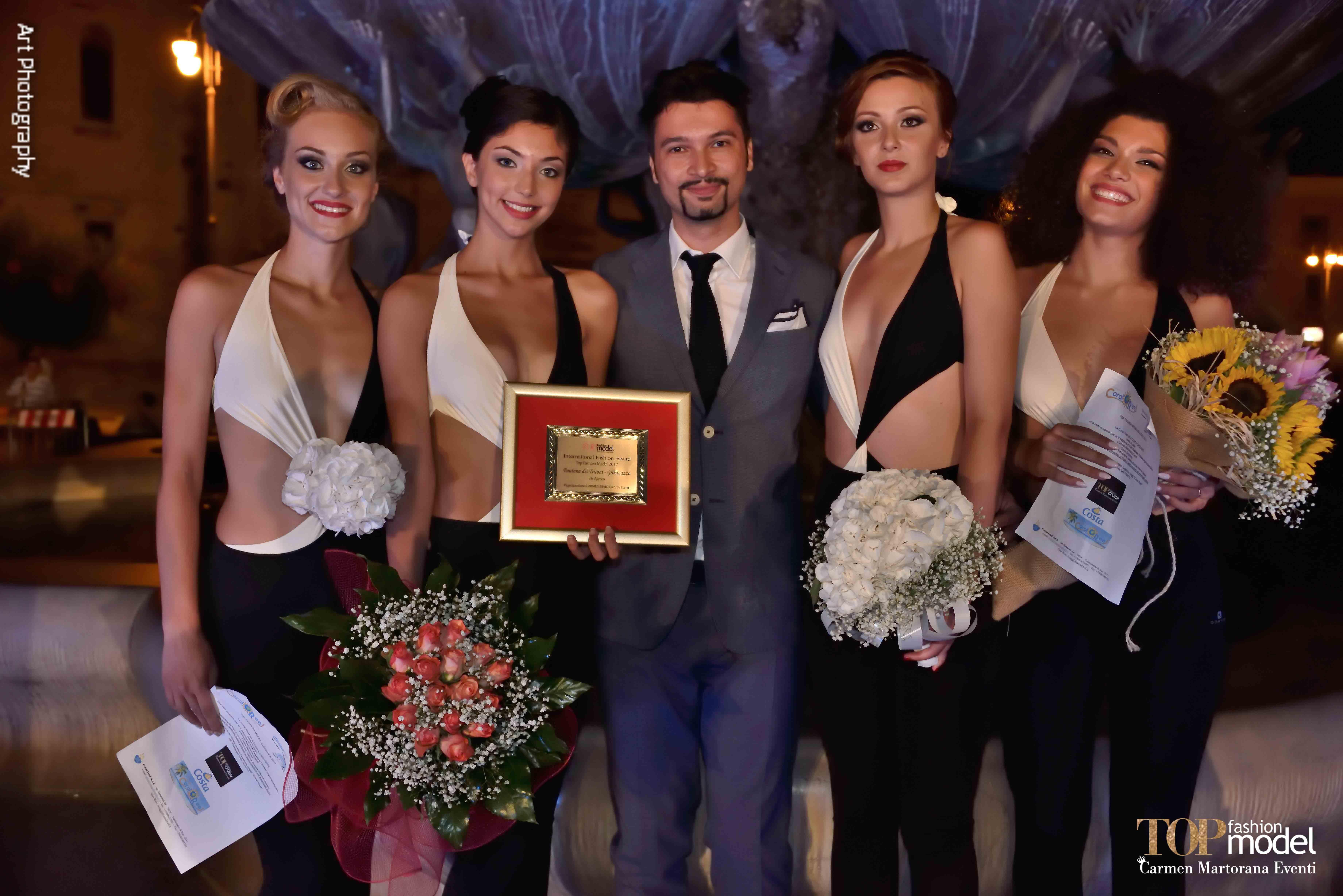 Gioele de Liso, Roberta Molinini, Giorgia Di Lernia, Gemma Di Vittorio, Francesca Pia Raffaele