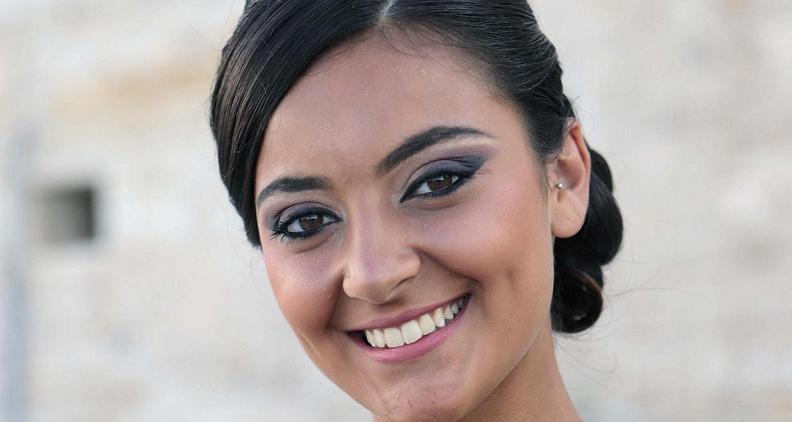 Luisa Napoletano, Miss il Giornale del Parrucchiere, Gioele de Liso, Miss Italia 2018, Nocera inferiore, Salerno Giovinazzo