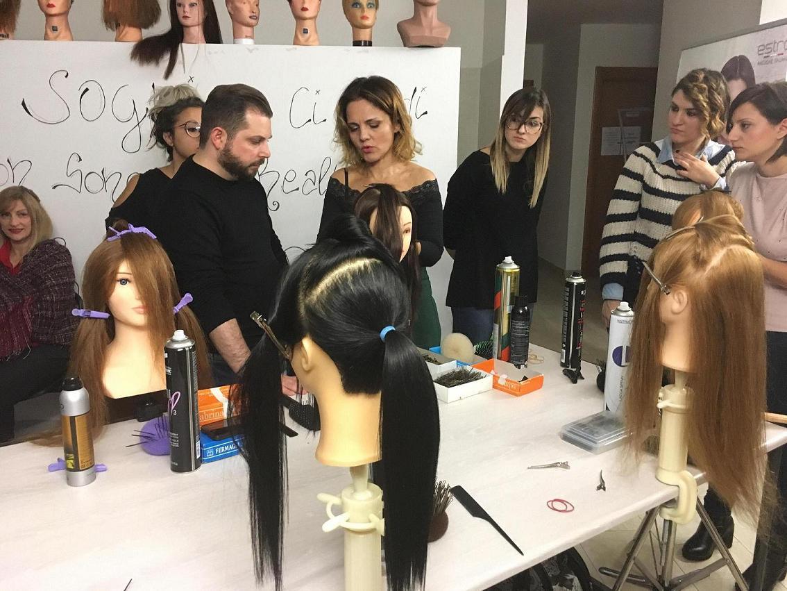 Rosanna Panella, il Giornale del Parrucchiere, Parrucchiere Galluccio CONSIGLIATO