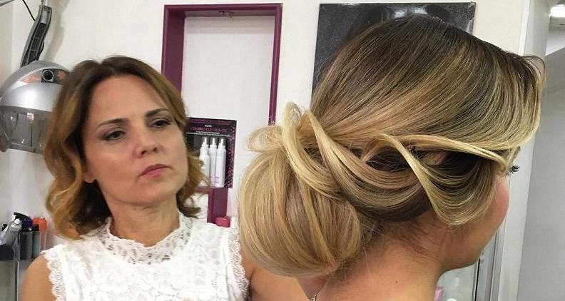 Rosanna Panella, Galluccio CE, il Giornale del Parrucchiere