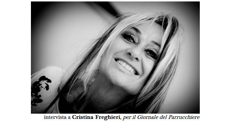 Intervista a Cristina Freghieri - Gioele de Liso