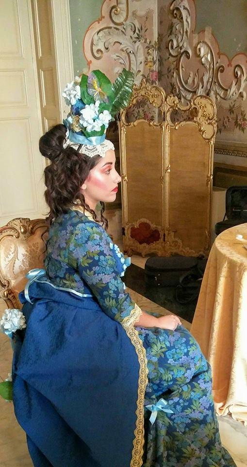 Erika Epifania, Make up Artist, Bari, il Giornale del Parrucchiere, Gioele de Liso