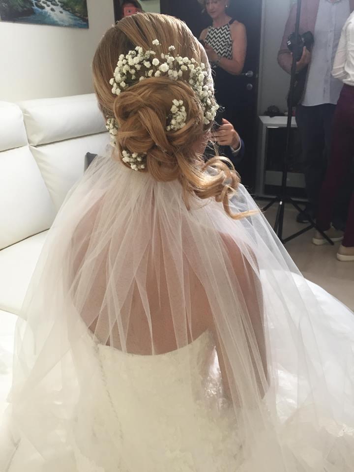 Acconciature Sposa,Mariana Ranieri Hair Designer, Parrucchiere Modugno