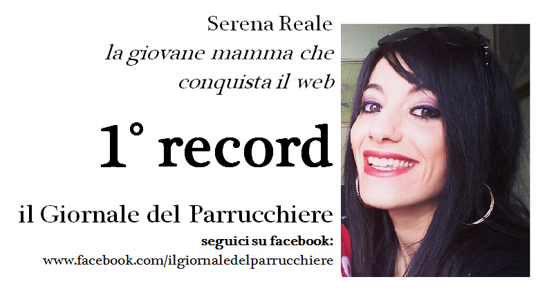 Serena Reale - 11° Record