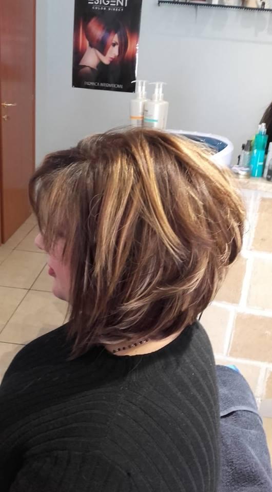 Daniela Rossetti Studiomoda Parrucchieri, il Giornale del Parrucchiere, Parrucchiere SAVA CONSIGLIATO